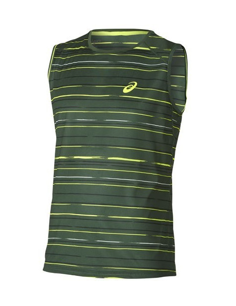 CAMISETA SIN MANGAS PADEL ASICS ATHLETE SLEEVELESS