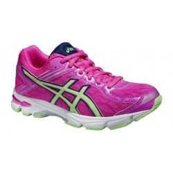 ZAPATILLA RUNNING ASICS GEL GT-1000 4 GS -Pink/Pista/Blue-