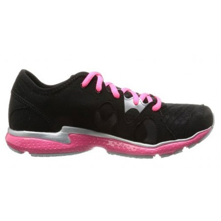 ZAPATILLAS RUNNING UNDER ARMOUR MICRO G NEO MANTIS -Negro/Rosa-