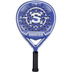 PALA PADEL SHOOTER KINETIC AZUL