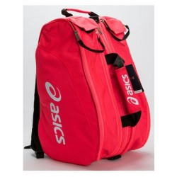 PALETERO PADEL ASICS BAG MEDIUM ROSA 2017