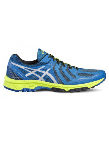 ZAPATILLAS TRAIL ASICS GEL FUJIATTACK 5 AZUL