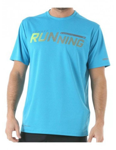 CAMISETA RUNNING JOHN SMITH POTER TURQUESA