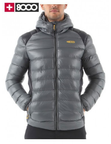 ANORACK OUTDOOR +8000 ICEDO ANTRACITA