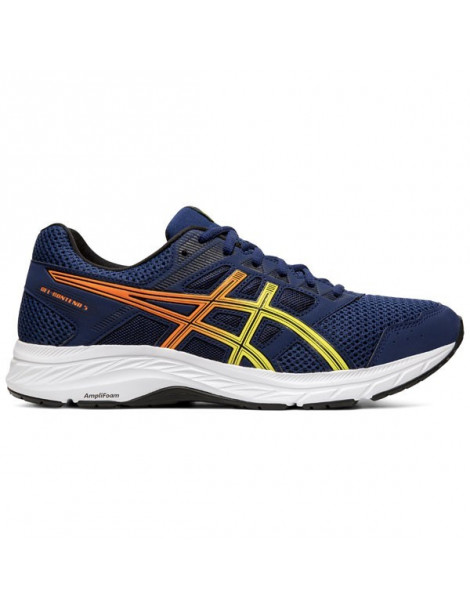 ZAPATILLAS RUNNING ASICS GEL CONTEND 5 AZUL