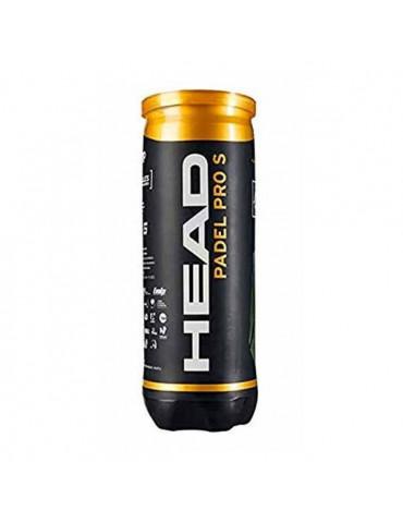 PELOTAS HEAD PRO S BOTE X3...