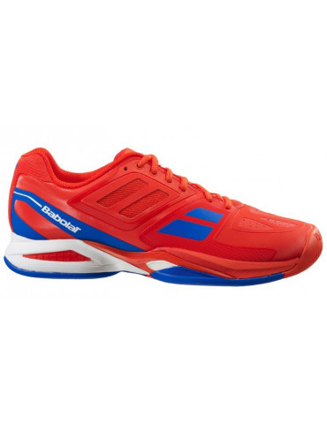 ZAPATILLAS TENIS BABOLAT PROPULSE TEAM ALL COURT M ROJO/AZUL