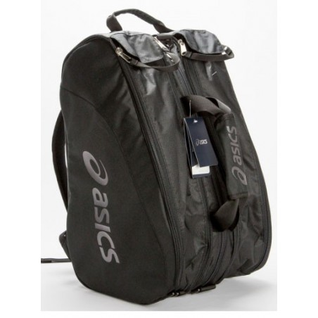 PALETERO PADEL ASICS BAG MEDIUM NEGRO 2017