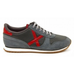 ZAPATILLAS CASUAL SPORT MUNICH WALKING GRIS