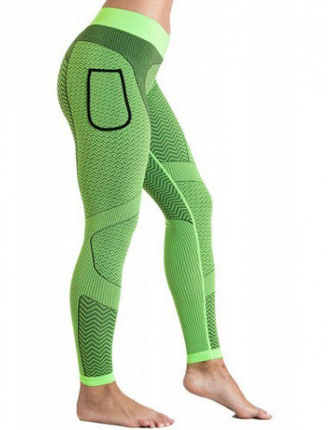 MALLA RUNNING-TRAIL HANKER LARGA MANTRA VERDE
