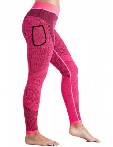 MALLA RUNNING-TRAIL HANKER LARGA MANTRA ROSA