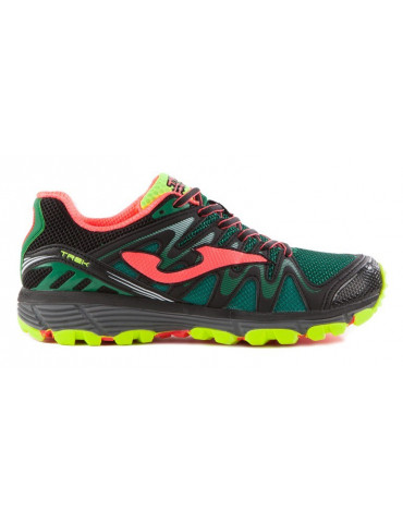 ZAPATILLAS TRAIL JOMA TK.TREK 715 VERDE