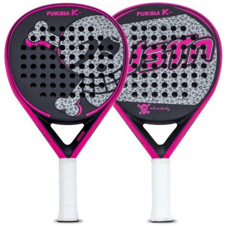 PALA PADEL JUST TEN FUKSIA K EVO 2019