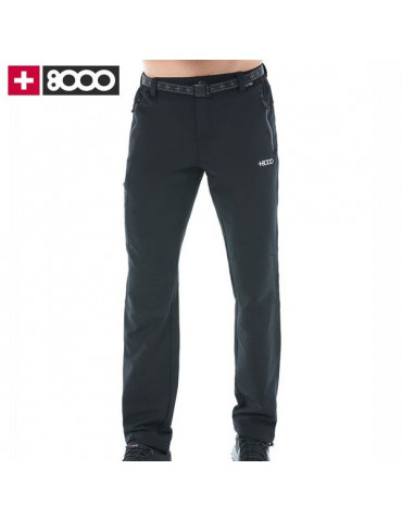 PANTALON LARGO OUTDOOR +8000 MONEGROS