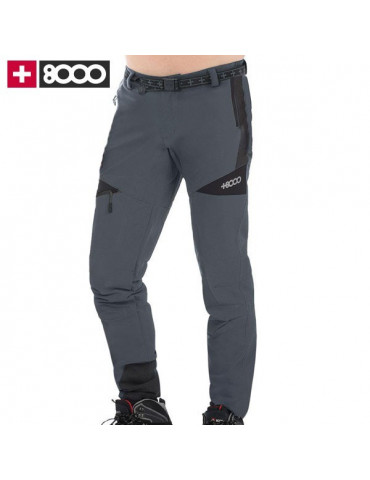 PANTALON LARGO OUTDOOR +8000 NORDMORE