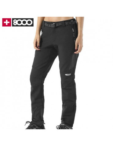 PANTALON LARGO OUTDOOR +8000 ZERMATT