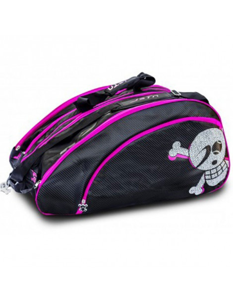 PALETERO PADEL JUST TEN FUKSIA K EVO