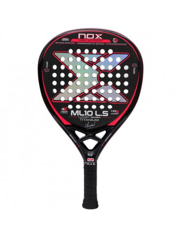 PALA PADEL NOX ML10 LUXURY TITANIUM L.5