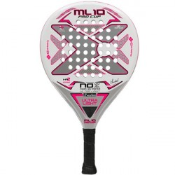 PALA PADEL NOX ML10 PRO CUP ULTRALIGHT SILVER