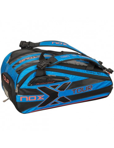 PALETERO PADEL NOX THERMO TOUR BLUE