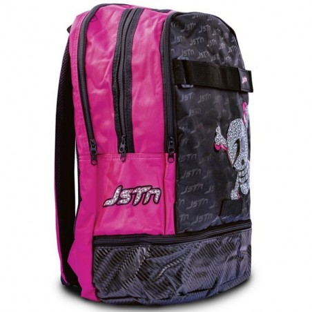 MOCHILA PADEL JUST TEN FUKSIA K-EVO