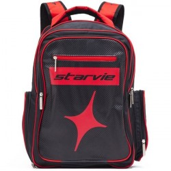 MOCHILA PADEL STARVIE RED CHESS