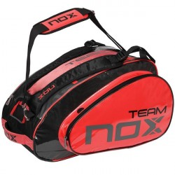 PALETERO PADEL NOX TEAM RED