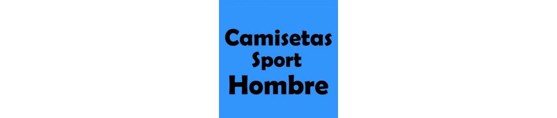 Camisetas Sport Hombre